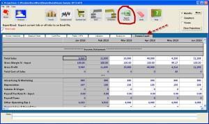 Proj-Exp-Excel